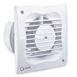 Ventilátor E-vent Visual T 100 mm - s časovým spínačem
